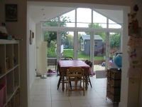 beautiful home extension by regal homemaker