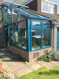 Conservatory at Oxford home by Regal Homemaker