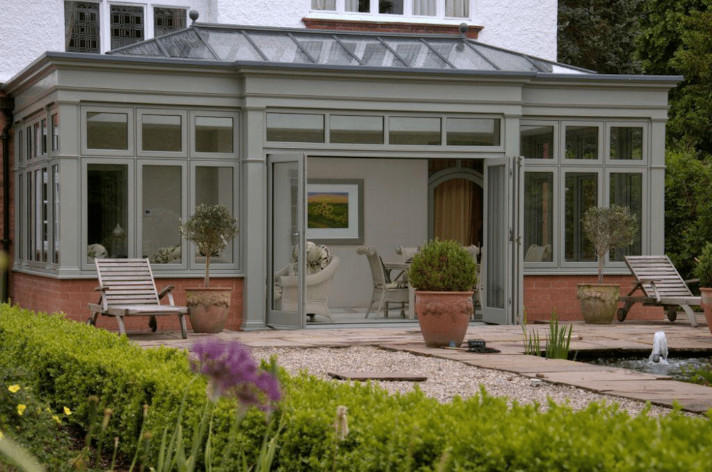 Impressive Conservatory by Regal Homemaker on an Oxford house