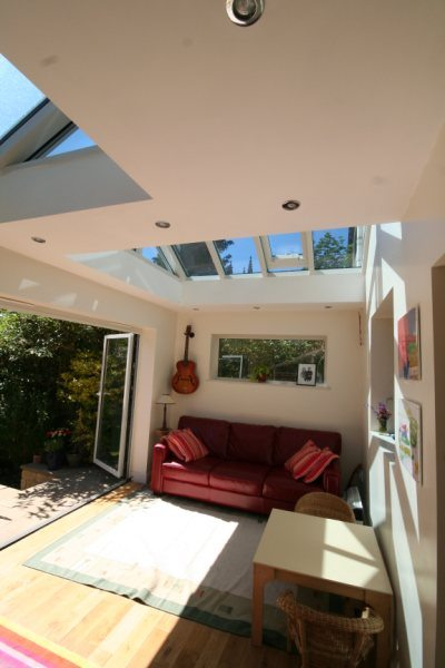 Oxford home extension design by Regal Homemaker