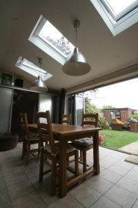 home extension interior by regal homemaker