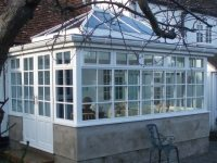 planning permission for conservatory in oxfordshire