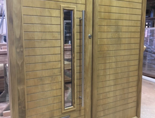 High Quality front doors
