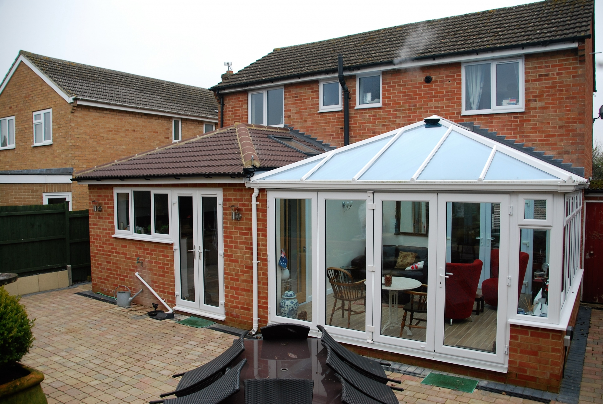 extension and refurbishment by Regal Homemaker in Oxford