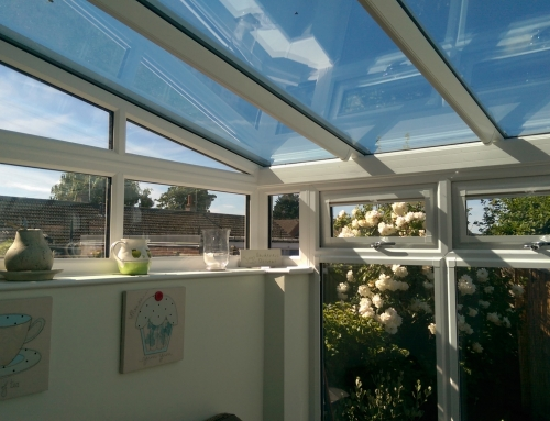 Beautiful Conservatory with Skyview