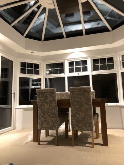 Conservatory builders oxford