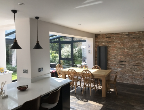 Kitchen Extension 13061
